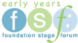 Early years FSF logo